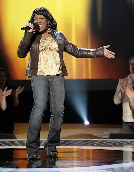 [ytvshow id=2271324]Melinda Doolittle[/ytvperson] performs in front of the judges on 6th season of [ytvshow id=34934]American Idol[/ytvshow].