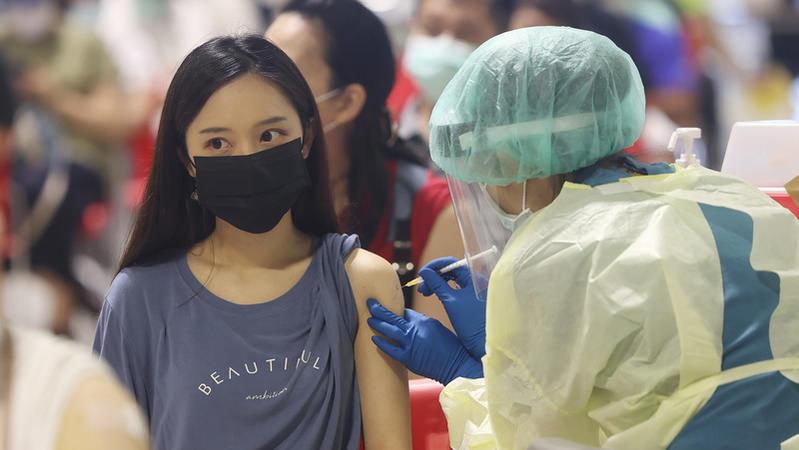 疫苗開放38歲以上預約施打,你打疫苗了嗎?