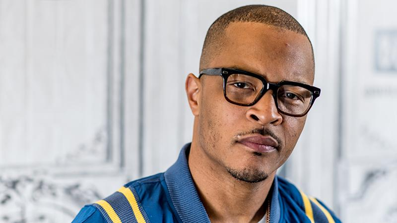 """Rapper Tip """"T.I."""" Harris Photo: Getty Images"""