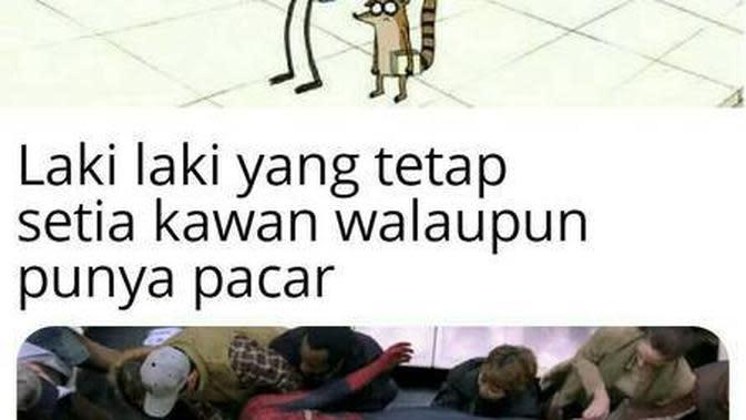 Meme Bucin (Sumber: 1cak.com)