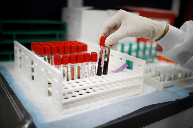 Poorer countries to get 120 million $5 coronavirus tests, WHO says