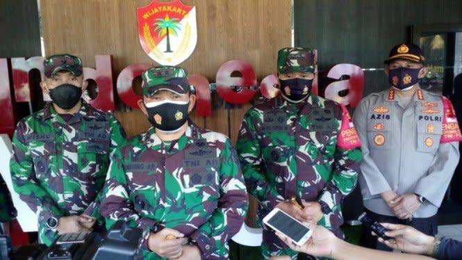Pangdam: Tabur Bunga Gatot Nurmantyo dan Jenderal TNI Tak Ada Izin