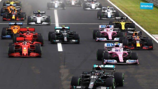 F1 Revisi Jadwal, Turki Kembali jadi Tuan Rumah