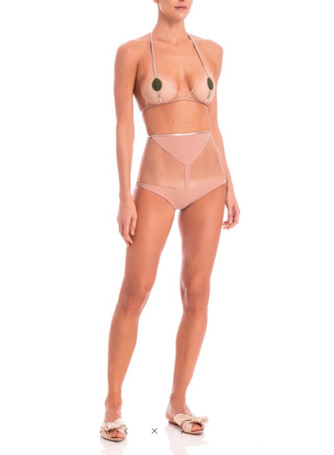 Adriana Degreas nearly nude bikini