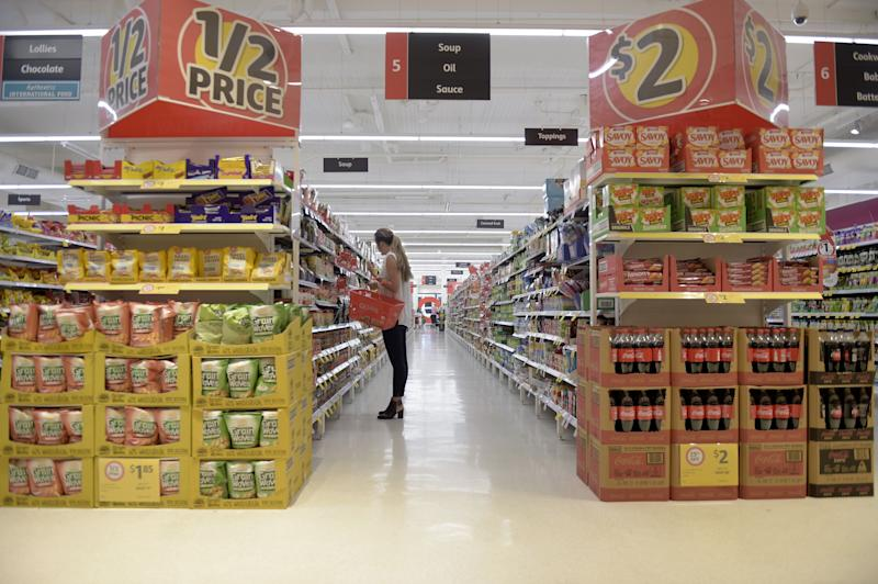 Coles Supermarkets offer markdowns that can save hundreds of dollars a week. Photo: Getty Images