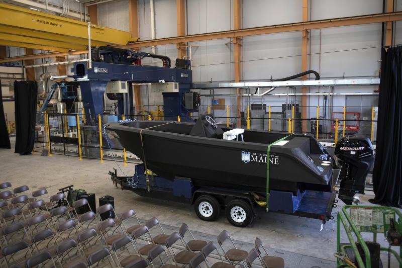 3D Printer Boat