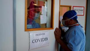 Argentina's Covid-19 cases surpass 1 million as spike strains health system