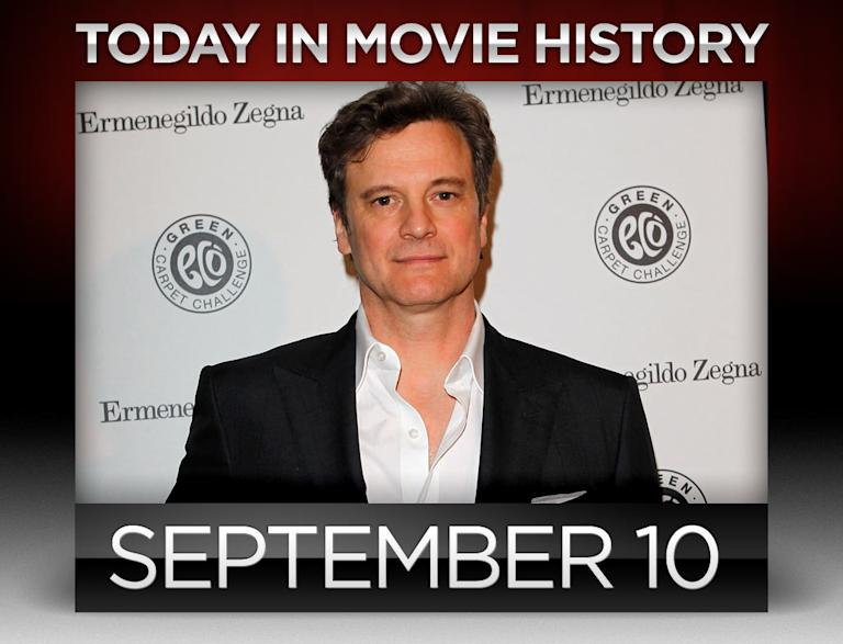 today in movie history, september 10