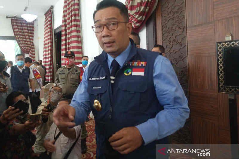 Ridwan Kamil kritik tajam kenaikan tarif Tol Cipularang, ini katanya