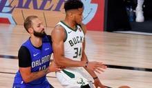 NBA罷賽結束 公鹿4比1勝魔術闖季後賽次輪