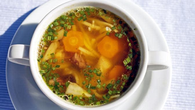 Ilustrasi sup (dok. Pixabay.com/Putu Elmira)