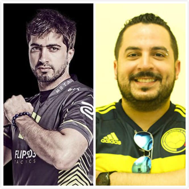巴西選手Brolynho(左)、巴拿馬選手DoomSnake507(右)將是最有可能遞補Crossover參加卡普空盃的選手。