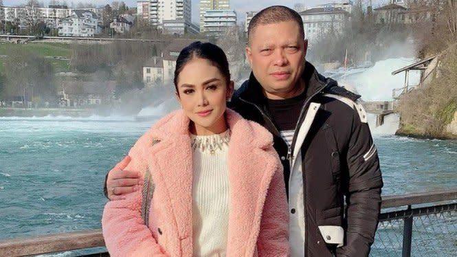Ungkapan Hati Krisdayanti untuk Raul Lemos Saat Hari Ayah