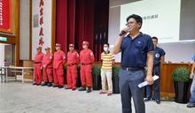 心戰大隊辦理教召訓練 強化作戰能量