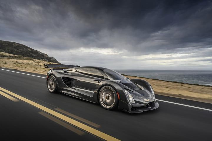 czinger 21c is a 3d printed plug in hybrid hypercar 10