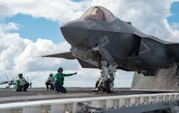 Lockheed's F-35 Stealth Fighter Is Here to Stay