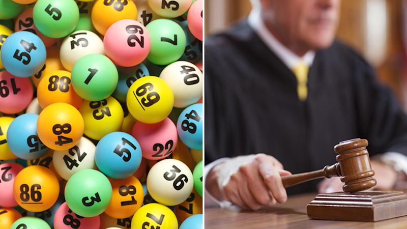 Man who won lottery during divorce ordered to split jackpot with ex