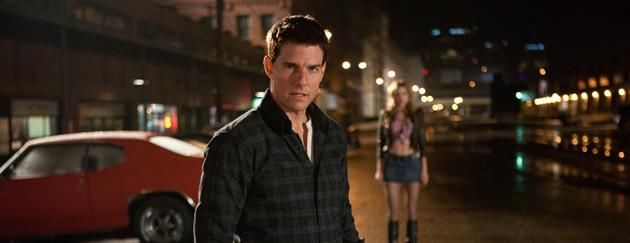 Tom Cruise is still tough at 50 in the first 'Jack Reacher' trailer