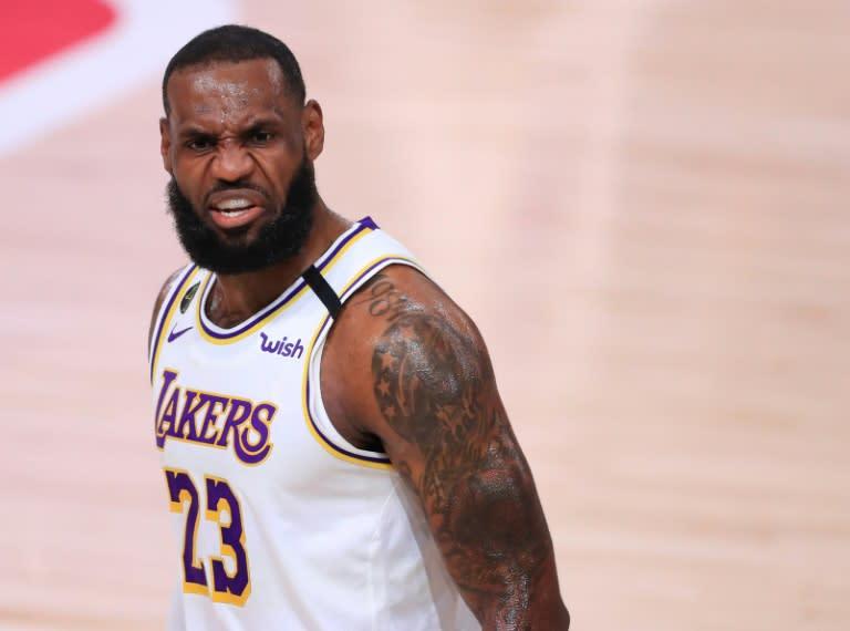 James, Antetokounmpo named to All-NBA First Team
