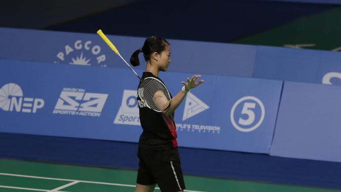 Hasil Indonesia Masters 2020: Fitriani dan Ruselli Hartawan Kandas