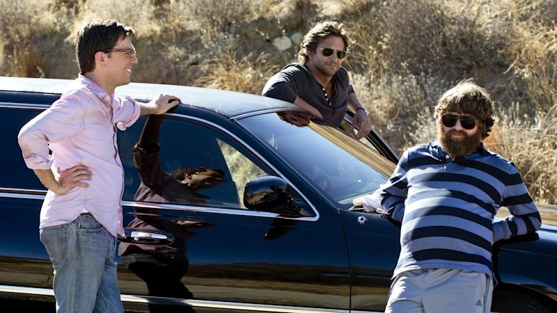 'Hangover Part III' Debuts With $3.1 Mil Wednesday