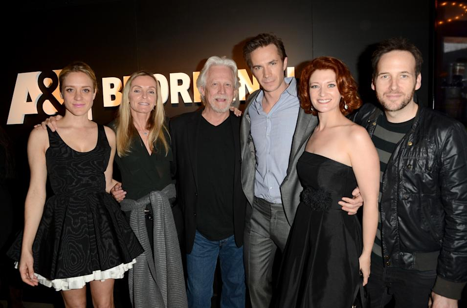 "A&E's ""Bates Motel"" and ""Those Who Kill"" Premiere Party - Inside"