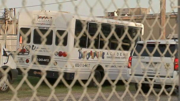 PHOTO: A 3-year-old boy left unattended in a blistering-hot daycare bus for at least three-and-a-half hours has died in Houston. (ABC News)
