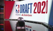 NBA選秀會狀元 灰狼挑走艾德華