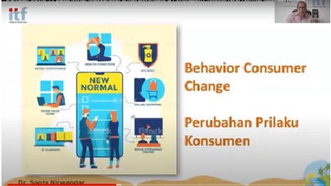 Perubahan perilaku saat pandemi