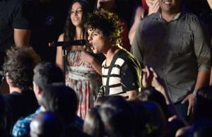 Green Day & Frank Ocean Thrill, Alicia Keys & One Direction Don't, In Directionless VMAs