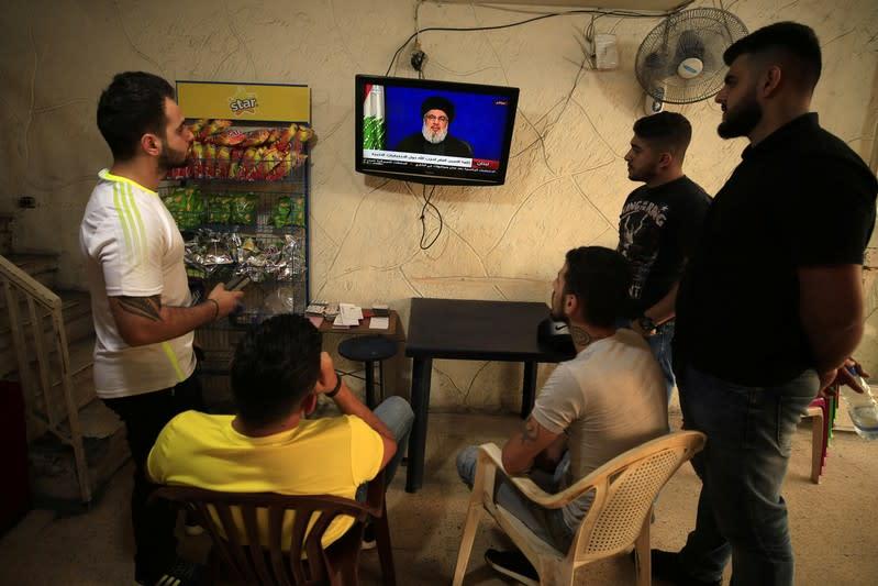 Hezbollah accuses U.S. of meddling in Lebanon's crisis