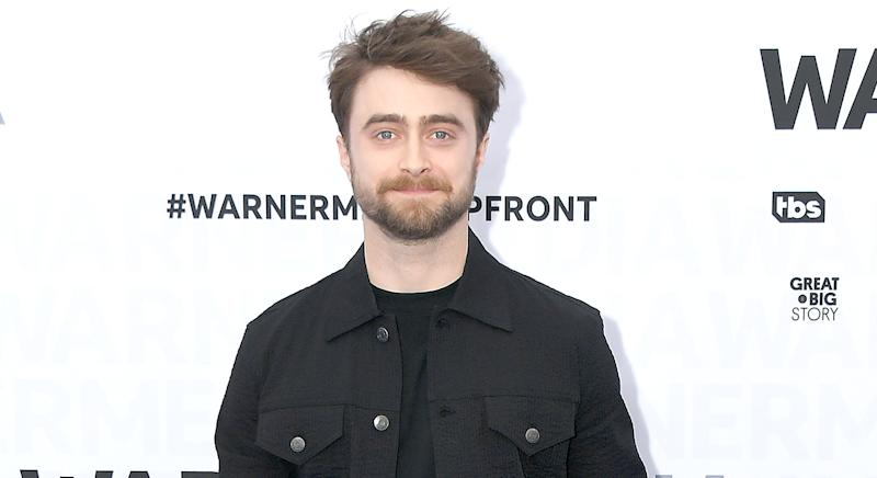 Daniel Radcliffe played the titular role in 'Harry Potter', which is set to be created into a new collection of LEGO sets available to pre-order now. (Getty Images)