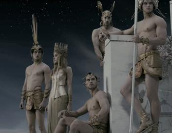 The Grosses: 'Immortals' Pleases the Gods