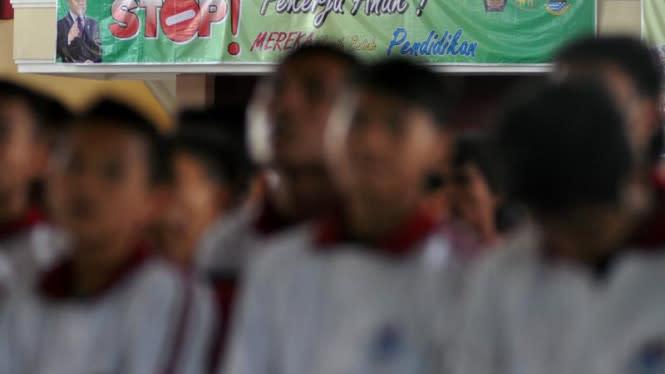 Penutupan Sekolah di Masa Pandemi Picu Lonjakan Pekerja Anak