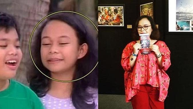 Termasuk Pemeran Siti, Ini 5 Pemain Si Entong yang Pilih Jalur Karier Selain Berakting (sumber: Instagram.com/niniesninies)