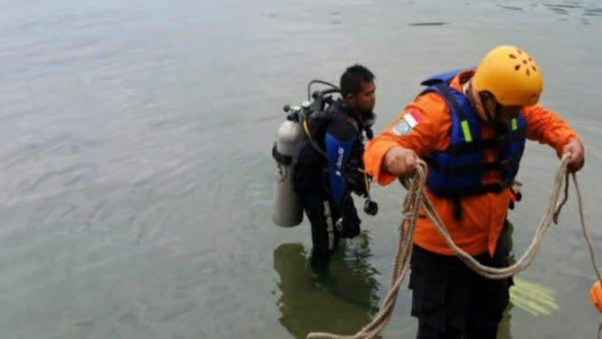 Adu Cepat Berenang, Pemuda asal Simalungun Hilang di Danau Toba