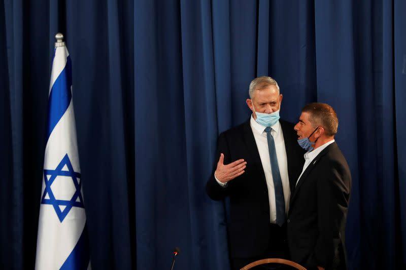 Israeli minister says Turkey opposed to regional peace