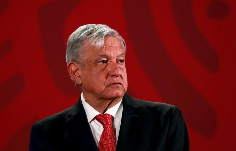 Mexico president ramps up rich vs poor rhetoric in coronavirus fight