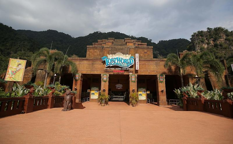 The Sunway Lost World at Tambun in Perak will reopen its doors on July 4. — Picture by Farhan Najib