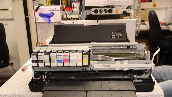 Macam-macam tinta printer (sumber: Pixabay)