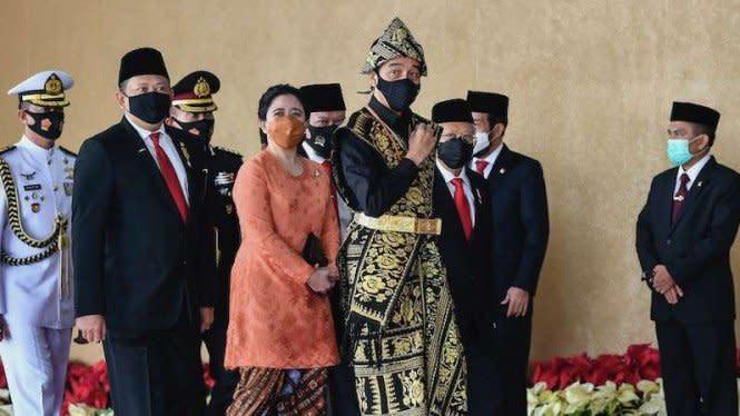 Formappi Puji Sidang Tahunan MPR-DPR-DPD Berlangsung Sederhana