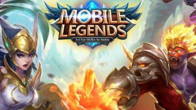 Game Mobile Legends.