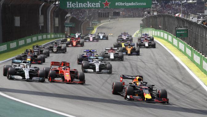 Formula 1 (AP Photo/Nelson Antoine)