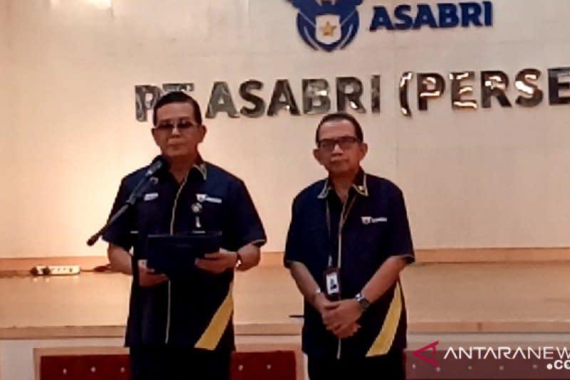 Dirut Asabri: Uang prajurit TNI dan Polri aman