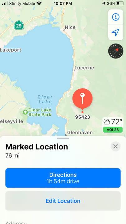 apple maps tips mark1