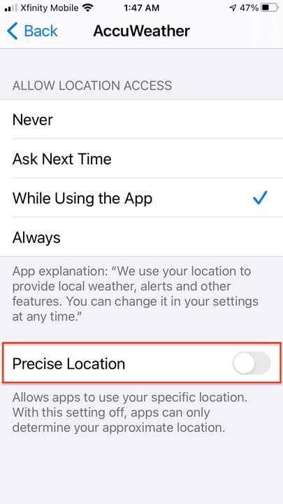 how ios 14s privacy features can keep you safer private4