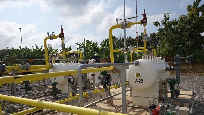 PT Pertamina Hulu Energi (PHE) melalui anak perusahaannya, Pertamina Hulu Energi Randugunting (PHER), mulai mengoperasikan fasilitas produksi sumur gas Randugintung di Rembang, Jawa Tengah.