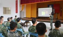 烈嶼守備大隊理財規劃講座 建立官兵正確理財觀念