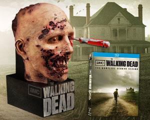 Win 'The Walking Dead' Season 2 limited-edition Blu-ray set from Yahoo! TV