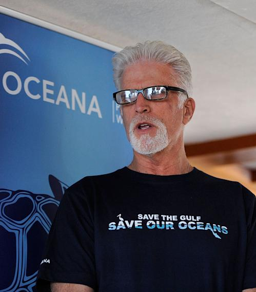 Nautica Aand Oceana Gulfport Press Conference
